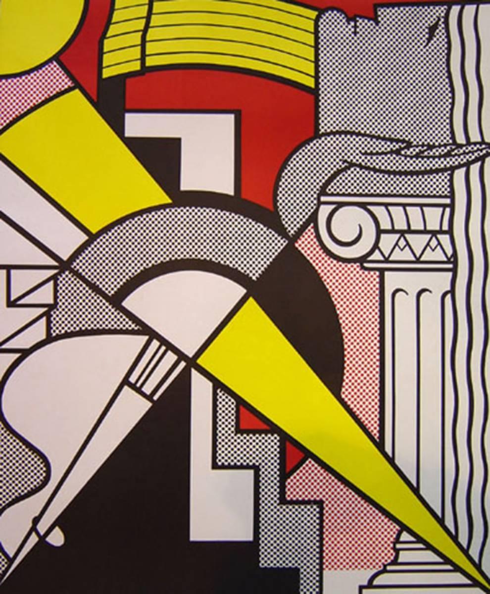 Roy Lichtenstein, Stedelijk Museum Poster, 1967
